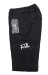 Fidels Jeans Black/White