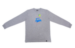 Fidels Dodgers Inspired Long Sleeve