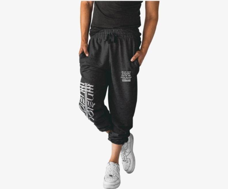 Dub Illusions Joggers - Black - Illusion Apparel Co.
