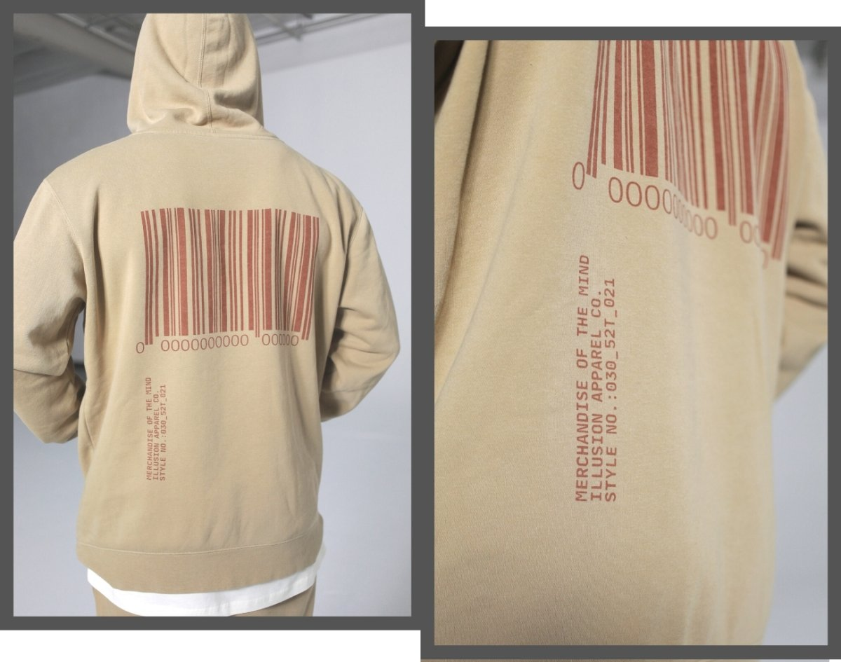 The Secret Hoodie - Illusion Apparel Co.