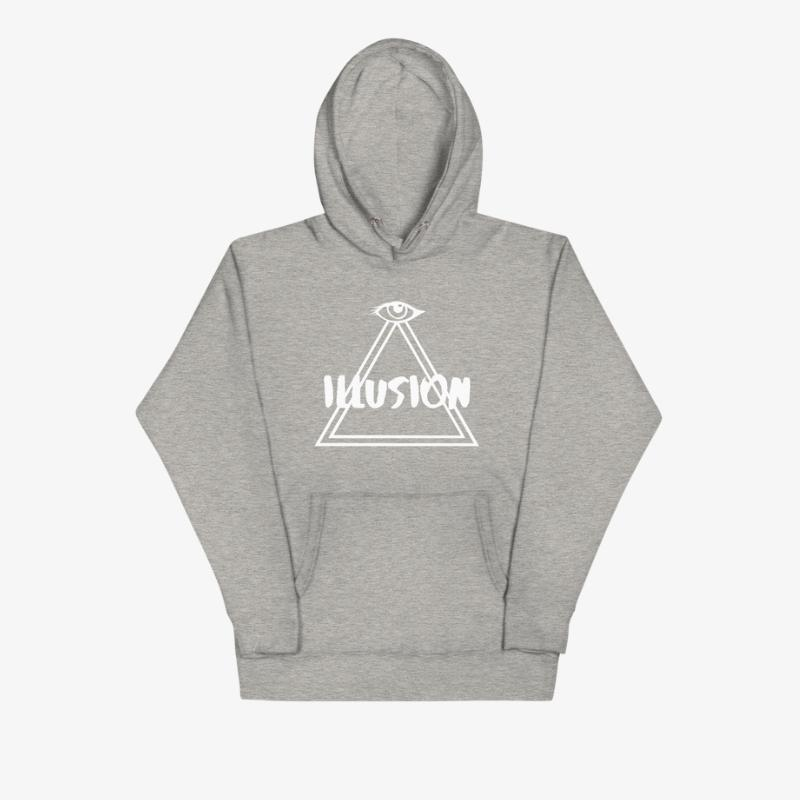 'Third Eye Open' Hoodie - Illusion Apparel Co.