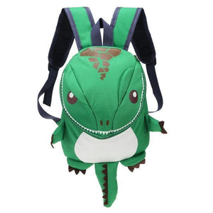 3D Dinosaur Waterproof Backpack - Gift Canadian
