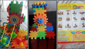 3D Puzzle Building Kits For Kids - Gift Canadian
