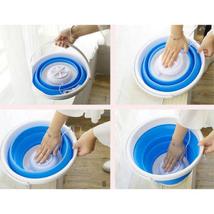 Foldable Mini Washing Machine - Gift Canadian