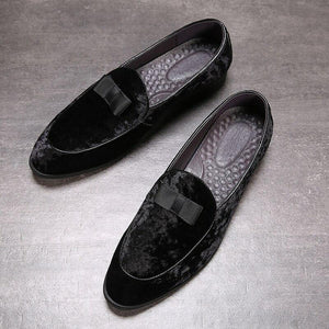 High Quality Men Loafers Moccasin Driving Shoes - Gift Canadian