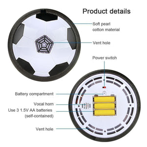 Amazing LED Hover Soccer Ball For Kids - Gift Canadian