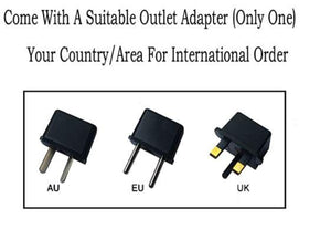 8.5V AC/DC Adapter Compatible with Hurricane Spin Scrubber Brush - Gift Canadian