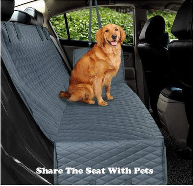 Dog Car Seat Cover - Gift Canadian