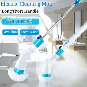 Electric Spin Scrubber Cleaning Brush - Gift Canadian