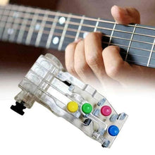 Load image into Gallery viewer, Guitar Chord Assisted Learning Aids - Gift Canadian