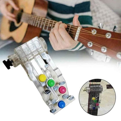 Guitar Chord Assisted Learning Aids - Gift Canadian