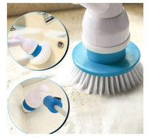Load image into Gallery viewer, Replacement Brush Heads for Hurricane Spin Scrubber with Multi-Function Set of 3 - Gift Canadian