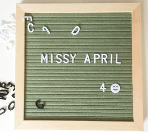 Letter Board Message For Pet - Gift Canadian