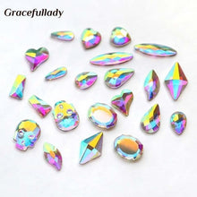 Load image into Gallery viewer, Rhinestones Nails Art Decoration - Gift Canadian