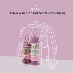 Portable Baby Food Storage Box - Gift Canadian