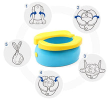 Load image into Gallery viewer, Portable Baby Potty Training Seat - Gift Canadian