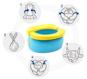 Portable Baby Potty Training Seat - Gift Canadian