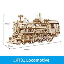 Load image into Gallery viewer, 3D Wooden Puzzle Model - Gift Canadian