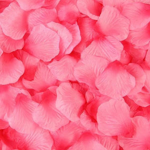 1000 Pcs Artificial Rose Petals - Gift Canadian