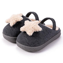 Load image into Gallery viewer, Cute Star Cartoon Kid Slippers - Gift Canadian