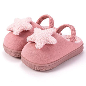 Cute Star Cartoon Kid Slippers - Gift Canadian