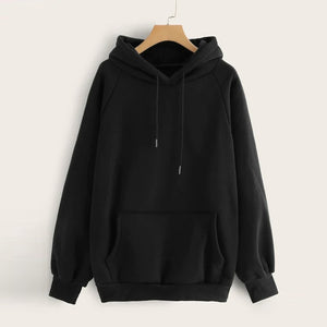 Oversize Women's Casual Hoodie - Gift Canadian