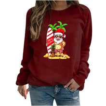 Load image into Gallery viewer, Santa Claus Hoodies Women Sweatshirt - Gift Canadian