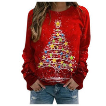 Load image into Gallery viewer, Oversized Christmas Hoodie Women - Gift Canadian