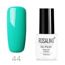 Load image into Gallery viewer, ROSALIND Soak Off Gel Nail Polish - Gift Canadian