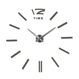 3D Modern Wall Clock - Gift Canadian