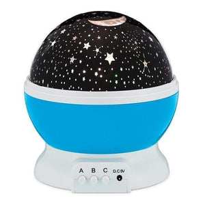 Starry Night Light Projector Lamp - Gift Canadian