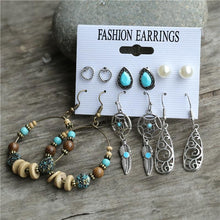 Load image into Gallery viewer, Vintage Earrings Set For Women - Gift Canadian