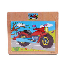 Load image into Gallery viewer, Wooden Puzzle Early Education Learning Toys - Gift Canadian