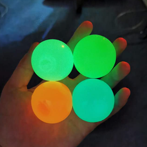 Sticky Glowing Ceiling Balls
