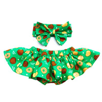 Girl Scout Cookies Bloomer Skirt
