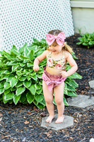 Wild Rose High Waisted Bloomers