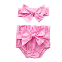 Ballerina Pink High Waisted Bloomers