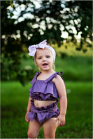 Wild Grape Baby Doll Top