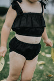 Black Onyx Baby Doll Top