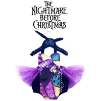 Sally Nightmare Before Xmas Romper