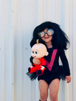 Edna Mode Incredibles 2 Inspired Romper