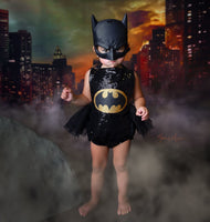 BATMAN inspired Romper
