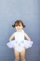 Princess LEIA inspired Romper