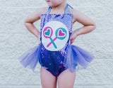 Share Bear CAREBEAR inspired Romper