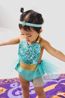Princess Jasmine inspired Romper