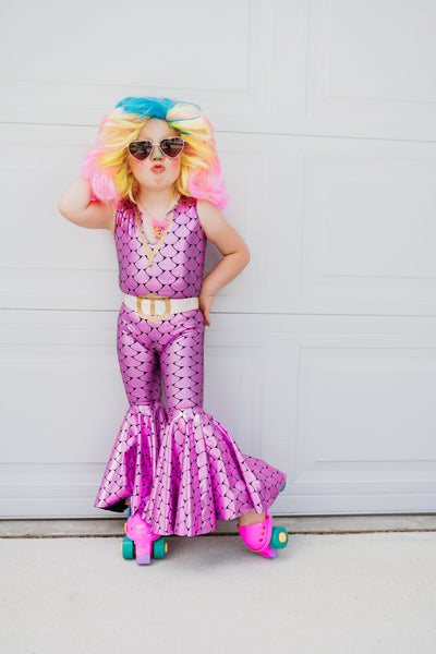 BRIDGET aka. LADY GLITTER SPARKLES SERIOUSLY inspired Romper