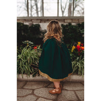 Princess Merida Glitter Cape