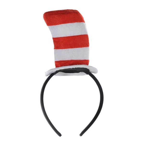 CAT in the HAT Head Band