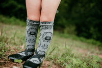 Darth Vader Knee High Socks