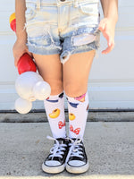 Magical Parks inspired Knee High Socks